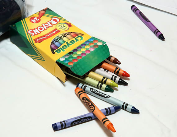 Crayola to retire color from box for first time ever