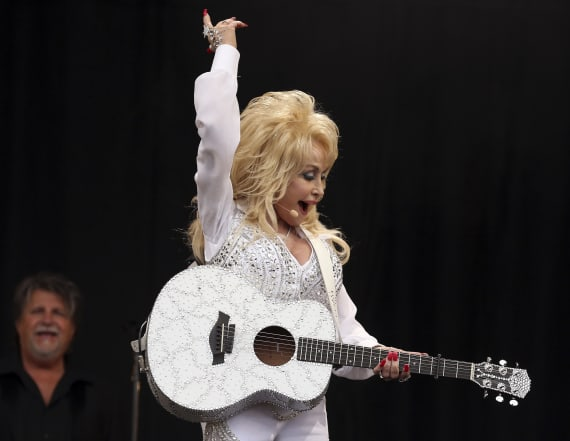 Dolly Parton's staggering net worth revealed