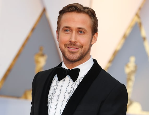 Why Ryan Gosling laughed during Oscars mishap