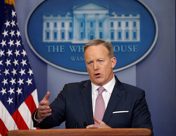 Spicer disputes accuracy of important statistic