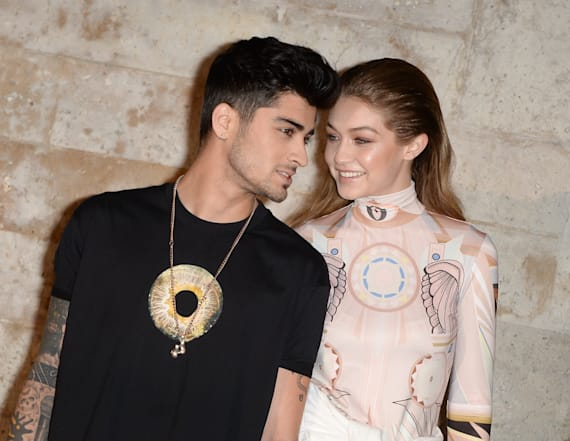 Zayn Malik fuels engagement rumors