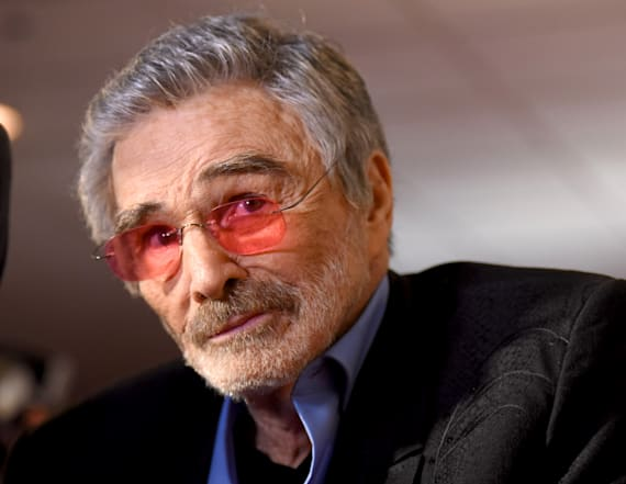 Burt Reynolds makes rare red carpet appearance