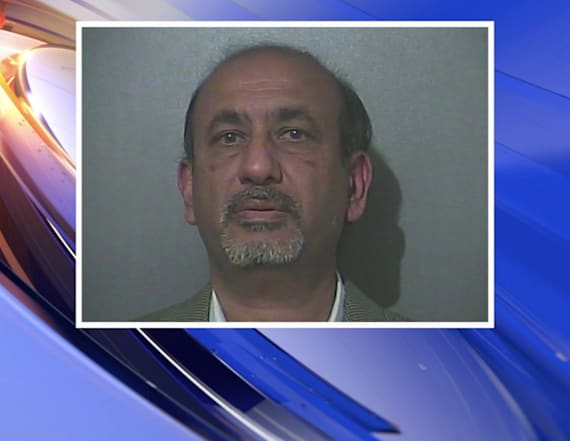 Professor arrested for fake anti-Muslim threats