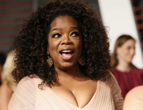 Oprah Winfrey thinks she wouldn't make a good mom