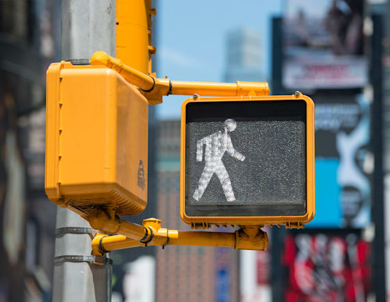 Report: 'Unprecedented' rise in pedestrian deaths