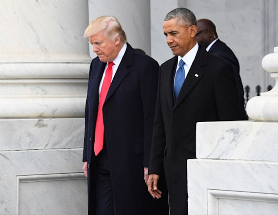 Report: No direct contact between Trump and Obama
