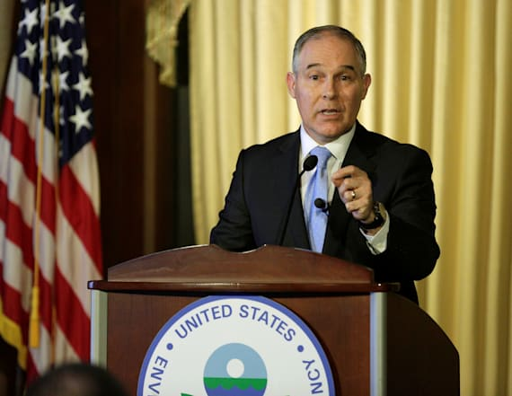 Massive cuts to green rules to start soon: EPA head