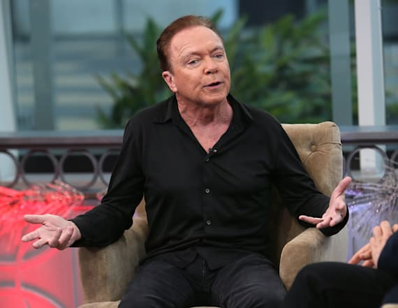 David Cassidy reveals heartbreaking dementia battle