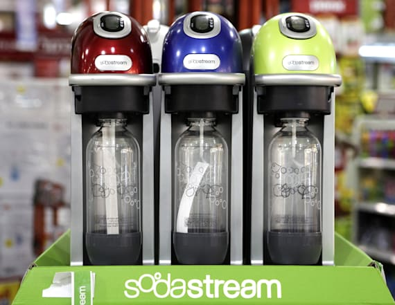 SodaStream is issuing a massive recall