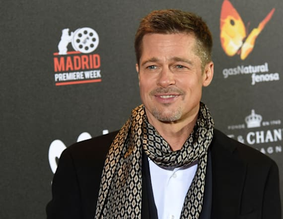Why Brad Pitt sat out the Academy Awards