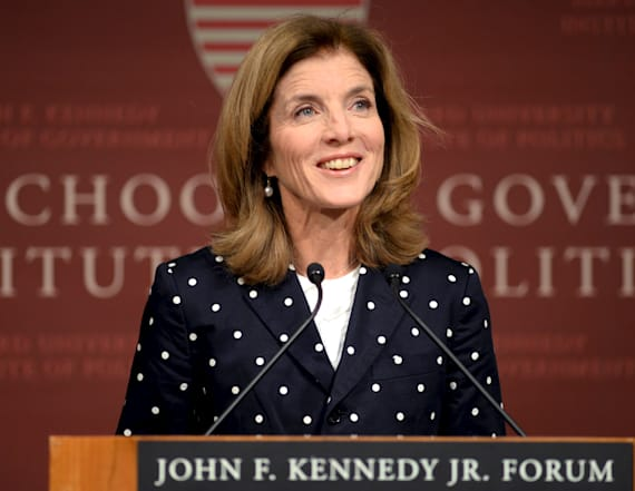 Caroline Kennedy's possible political future