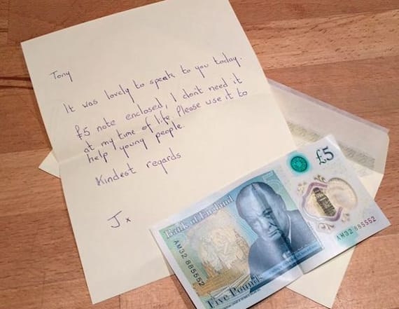 UK woman finds rare £5 note worth £50,000