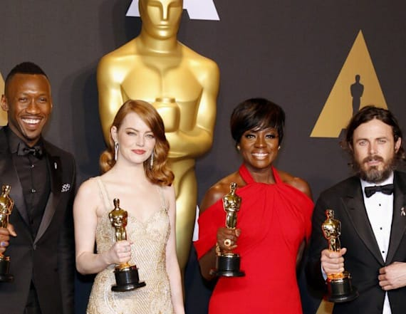 See how much Sunday's big Oscar winners are worth