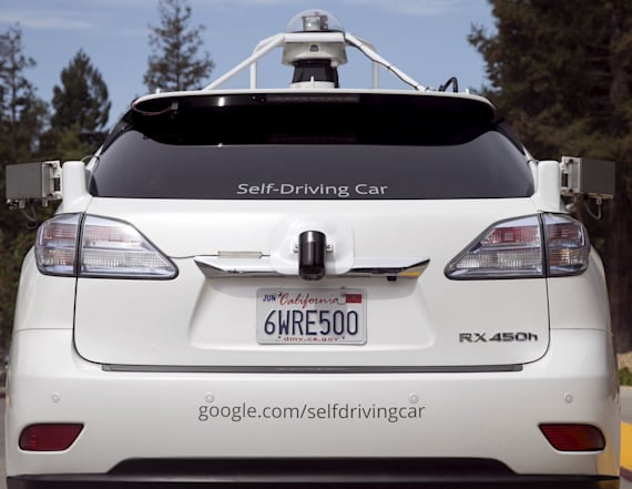 How Congress factors into self-driving cars
