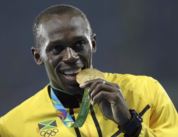 Usain Bolt loses one of his nine Olympic gold medals