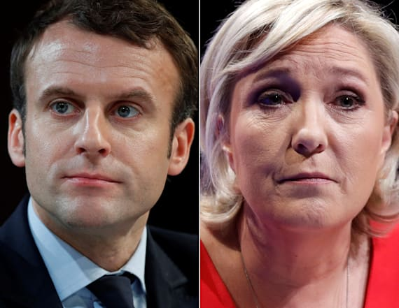 Centrist, right-wing candidates top France election