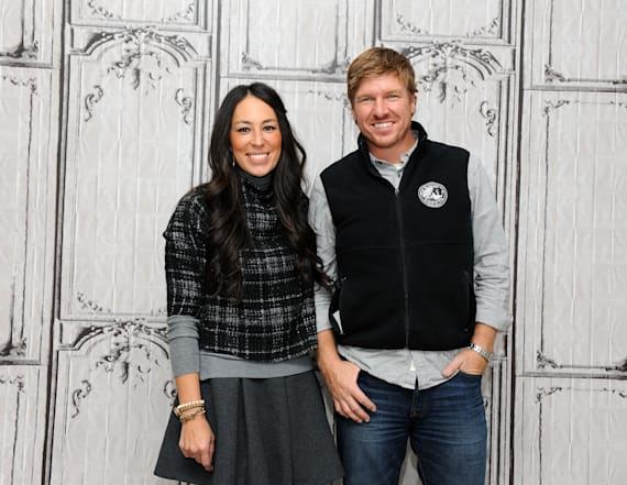 HGTV gives hit 'Fixer Upper' a spinoff