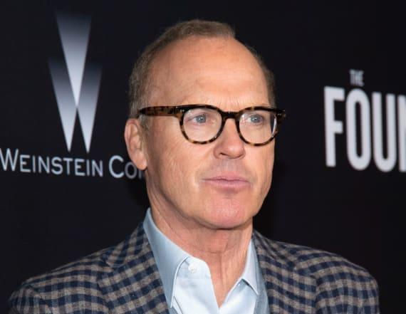 Michael Keaton apologizes for Golden Globes flub