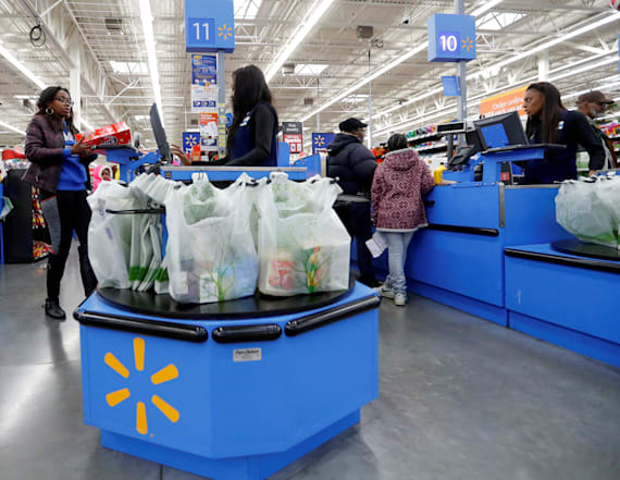 Wal-Mart's move confirms the death of one class