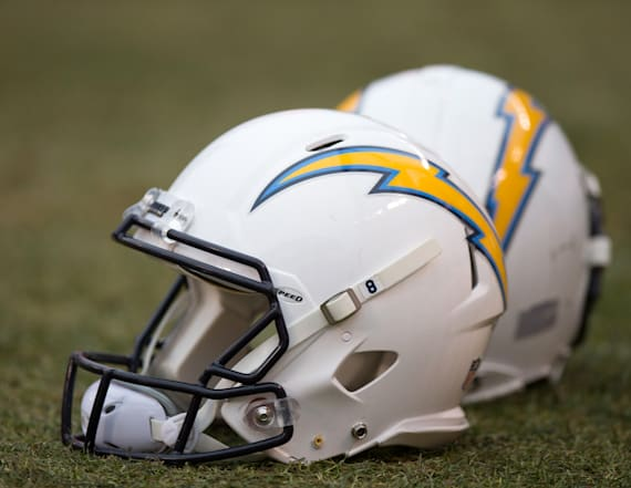 Chargers reveal new logo, promptly get mocked