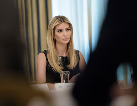 Businessman seeks to sell Ivanka menstrual pads