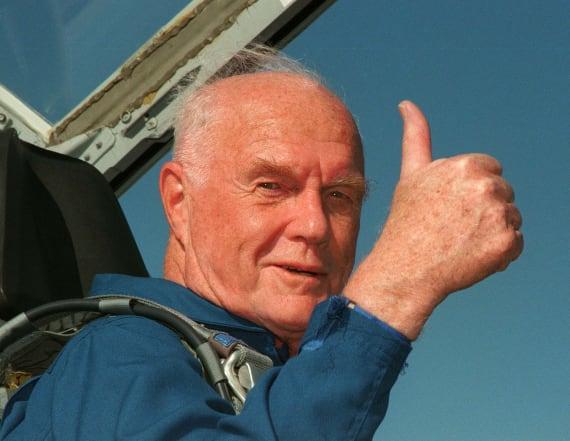 Former US astronaut, Senator John Glenn dead at 95