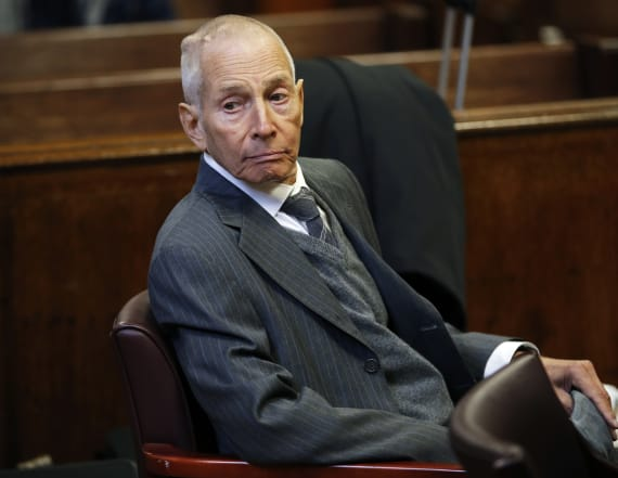Testimony: Friend of Robert Durst posed as his wife