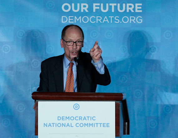 Embattled DNC makes bombshell request of staffers