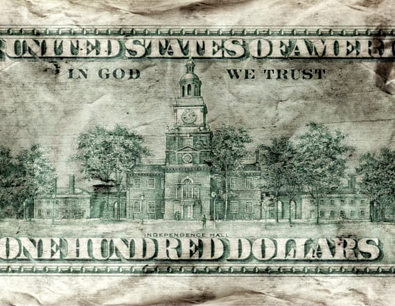 All the disgusting things hiding in your dollar bill