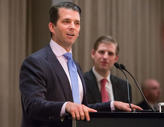 Donald Trump Jr.'s tweet labeled tone deaf