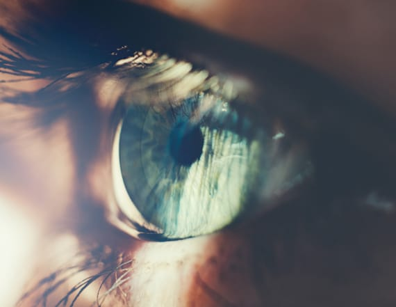 Blurry vision could be sign of major disease