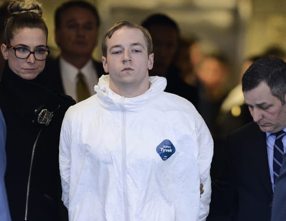 White supremacist regrets his victim in NYC stabbing