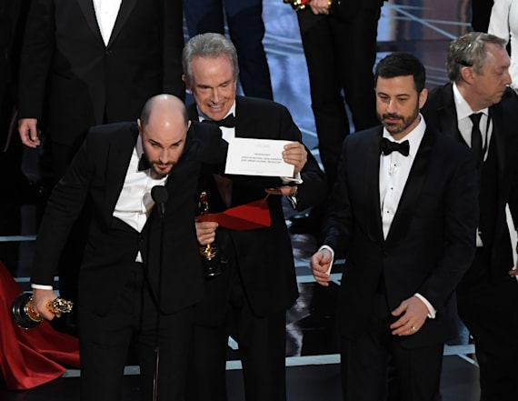 Big change made to Oscars after Best Picture fiasco