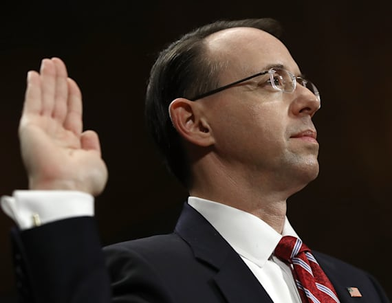 Deputy AG pick won't commit to special prosecutor