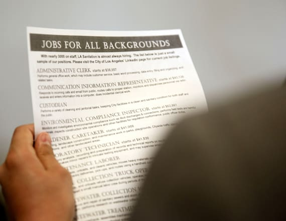 US economy adds 227,000 jobs in January