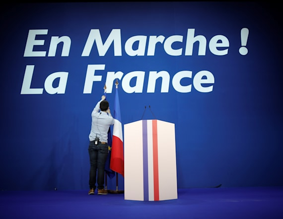 Radical options on offer as French vote nears climax