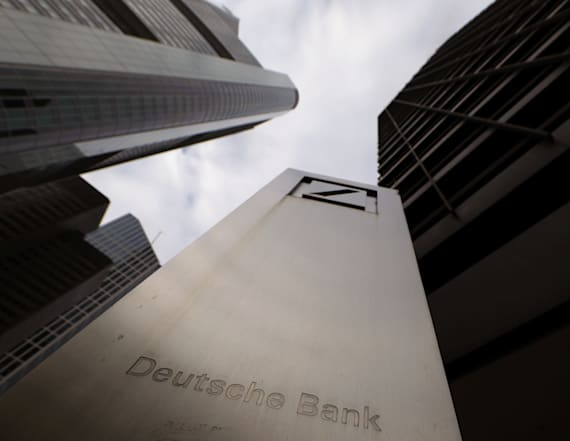 Deutsche Bank scrapping bonuses for senior employees