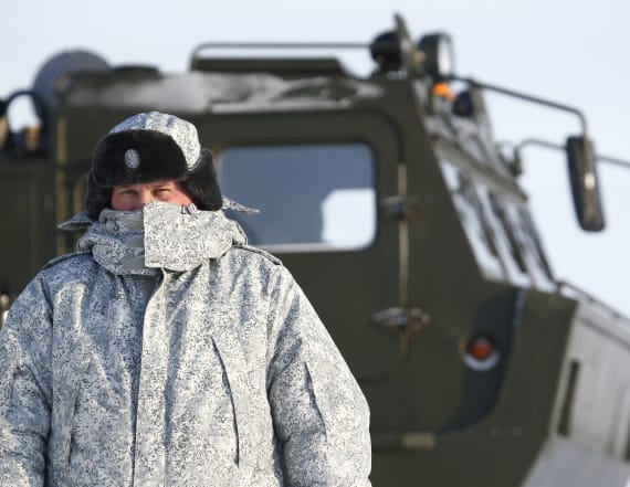 Why Russia just built a military base in the Arctic