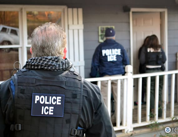 Scammers pose as ICE agents to rip off scared people