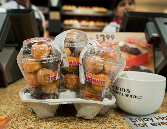 Dunkin' Donuts is ditching its most unhealthy drink