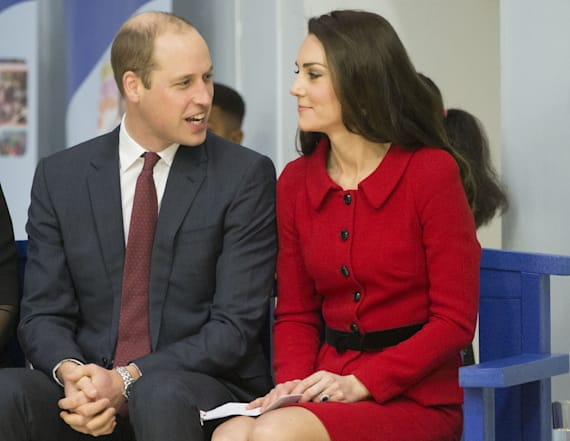 The real reason Kate and William don't hold hands