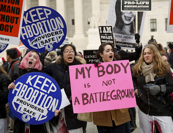 Report: Abortion could be outlawed in 33 states