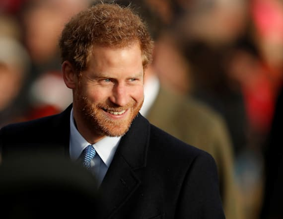 Prince Harry on where he feels 'complete normality'