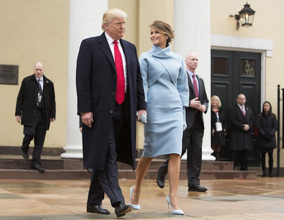 Every single outfit worn on Inauguration Day
