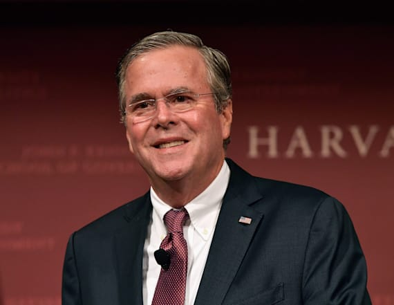 Jeb Bush: Trump has become 'a distraction'