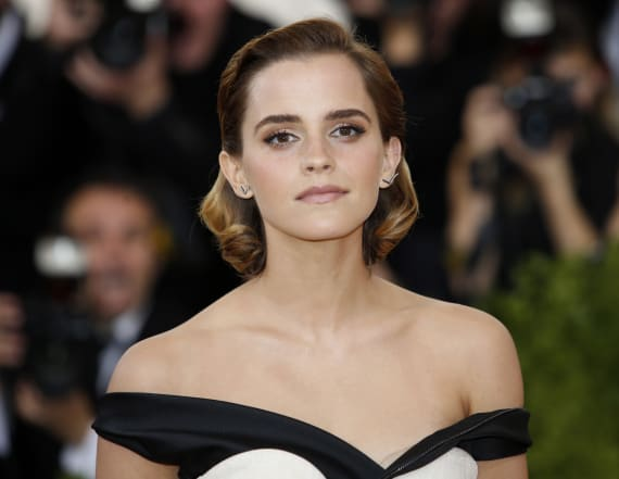 Emma Watson started Instagram to promote one cause