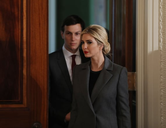 Ivanka and Jared: Rising powers at the White House