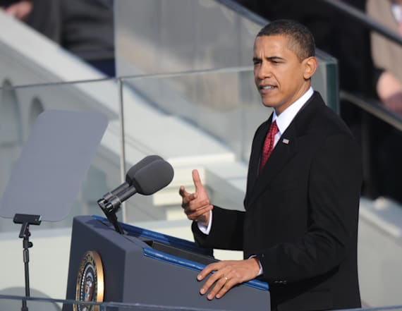President Obama's first inaugural speech: Full text