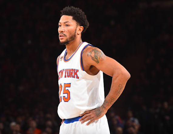 Derrick Rose speaks out on mysteriously missing game