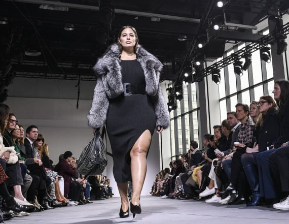 All 27 plus-size models who walked at NYFW